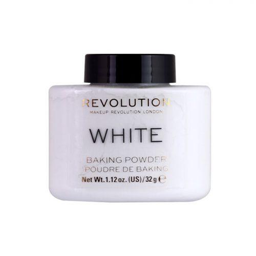 پودر بیک رولوشن سفید